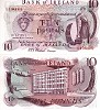 Irish bank note - click to enlarge